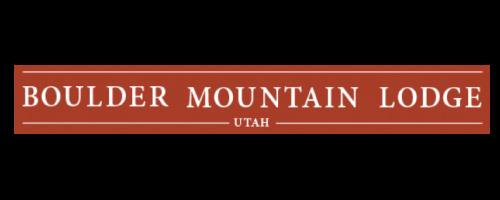 boulder mountain lodge